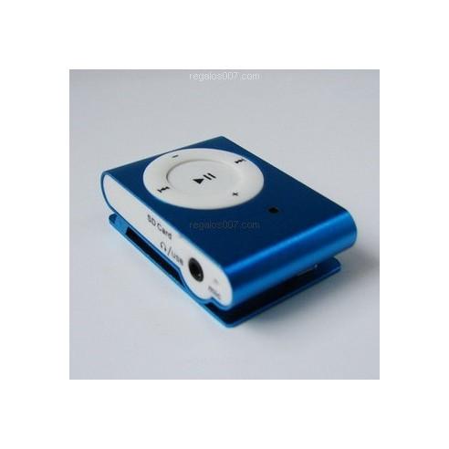 MP3 Player Espía