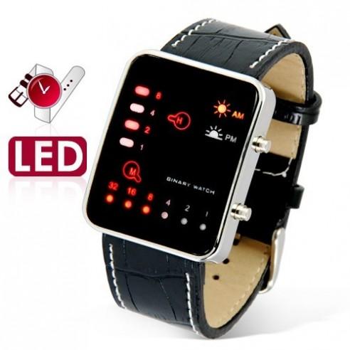 Reloj Binario LED