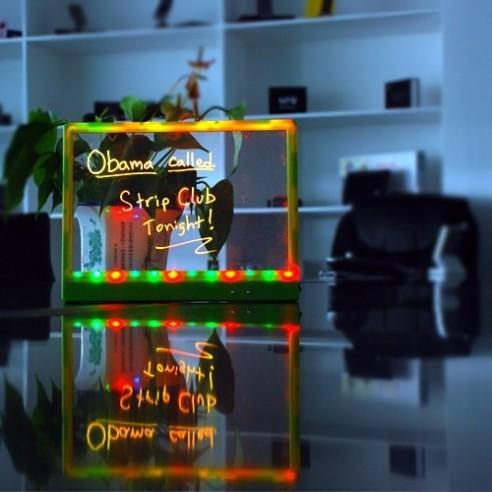 Pizarra LED Multicolor