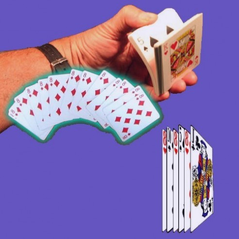 Baraja Mágica Múltiples Trucos de Cartas