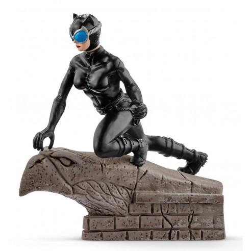 Figura Liga de la Justicia Catwoman 10 cm.