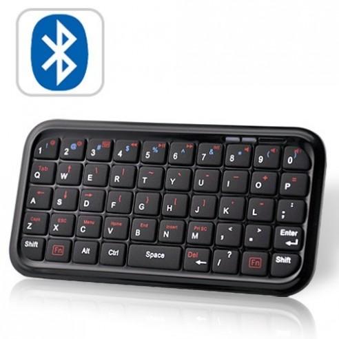 Mini Teclado Bluetooth para iPad, Smartphones y PS3