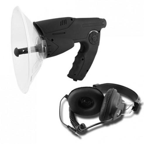 Audio Espía Monocular 100 metros con Auriculares Estéreo
