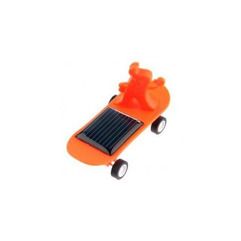 Mini Monopatín Solar