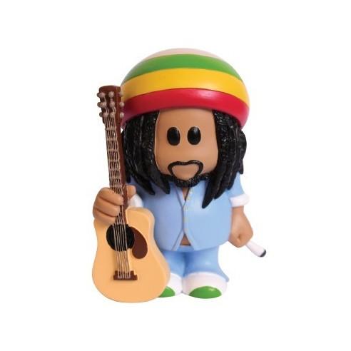 Figura Resina Weenicons Bob Marley