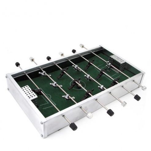 Mini Futbolín Edición Aluminio