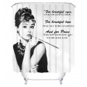 Cortina de Baño Audrey Hepburn
