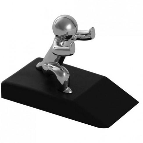 Sujeta Puertas Diseño Metal Mr. Strong