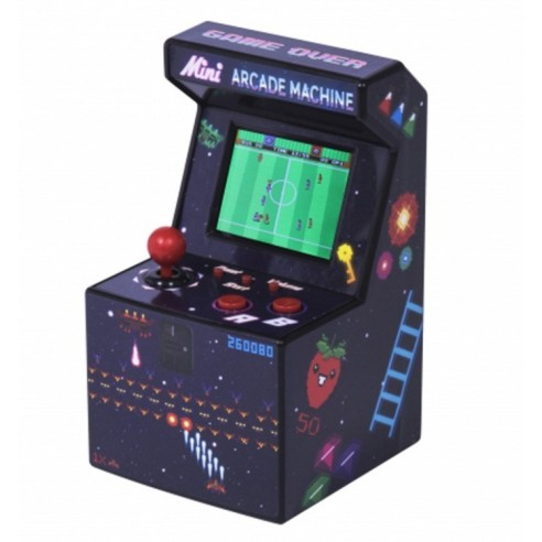 Juego Mini Arcade 16 bit 240 en 1