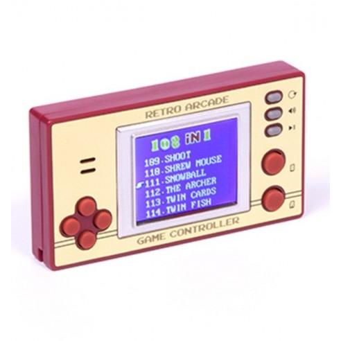 Juegos Retro Arcade de Bolsillo con pantalla LCD