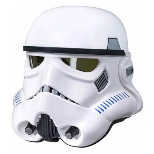 Casco Electrónico Stormtrooper Black Series