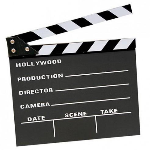 Claqueta Director de Cine Grande