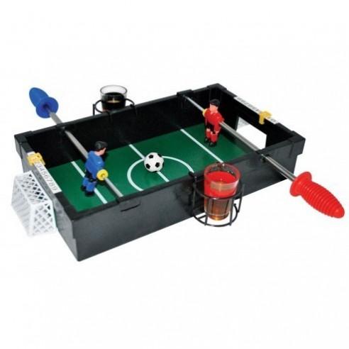 Juego Futbolín con Chupitos