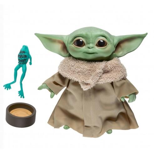 Peluche Parlante Baby Yoda The Mandalorian