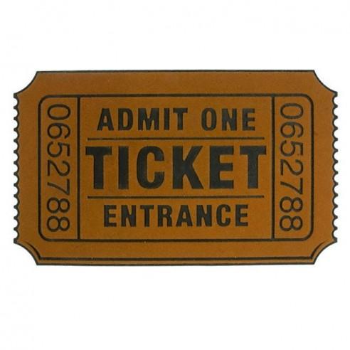 Felpudo Original Ticket