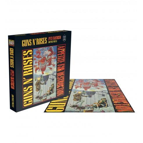 Puzzle Guns N' Roses Appetite for Destruction 500 piezas