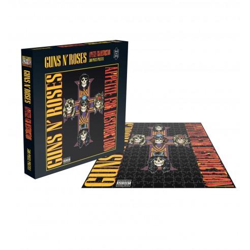 Puzzle Guns N' Roses Appetite for Destruction 2 - 500 piezas
