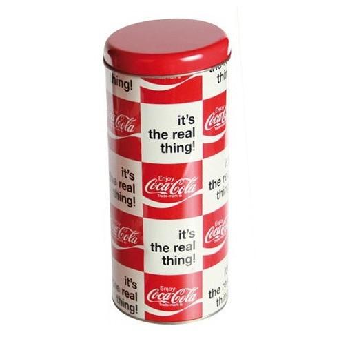 Bote Metálico Coca Cola