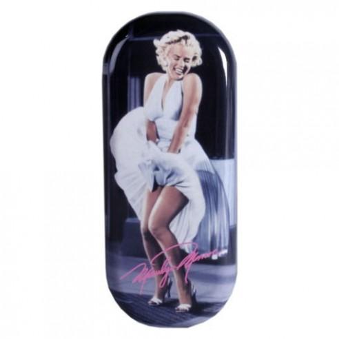 Funda Gafas Metálica Marilyn Monroe