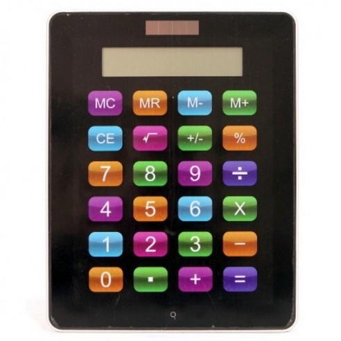Calculadora Color Diseño Ipad