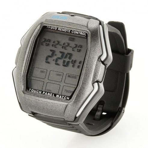 Reloj con Mando a Distancia para TV y Pantalla Táctil