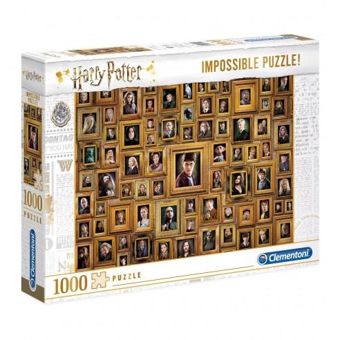 Puzzle Harry Potter Retratos Imposibles 1.000 piezas