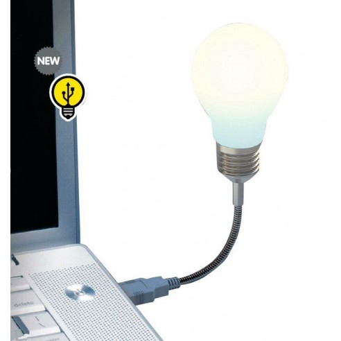 Lámpara Mágica USB