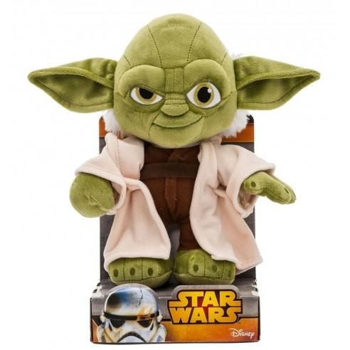 Peluche Yoda 25cm.