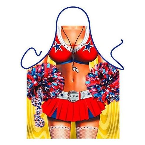Delantal Sexy Cheerleader