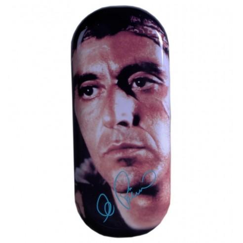 Funda Gafas Metálica Al Pacino