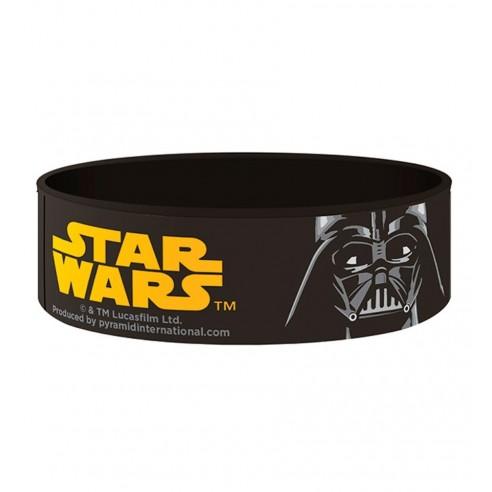 Pulsera de Caucho Star Wars Darth Vader