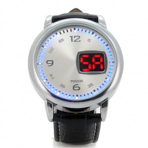 Reloj LED Pantalla Táctil