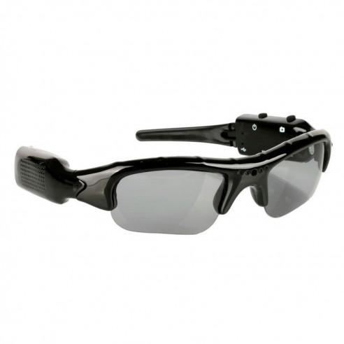Gafas de Sol Espía con Cámara para Vídeo y Fotos