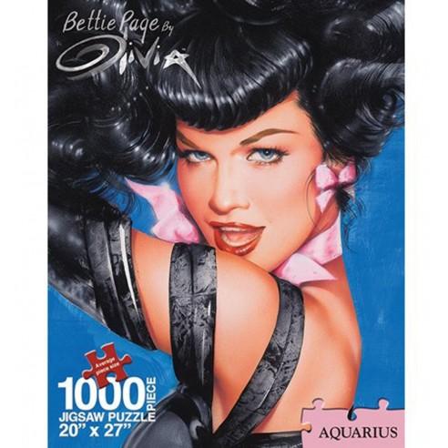 Puzzle Bettie Page 1.000 piezas