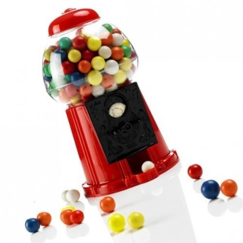 Máquina de Chicles o Caramelos en PVC