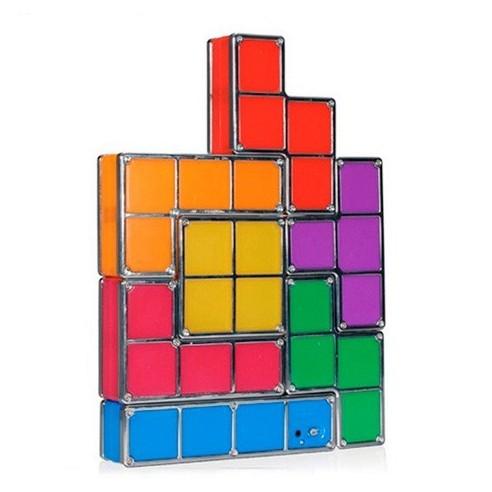 Lámapara Tetris