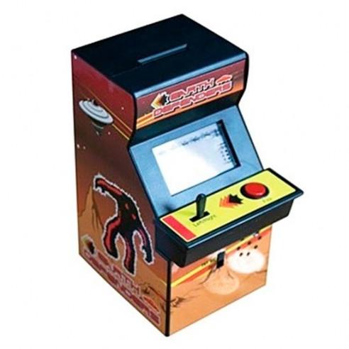 Hucha Juego Arcade Space Invaders