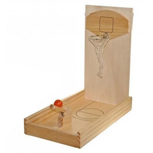 Juego Basket Madera