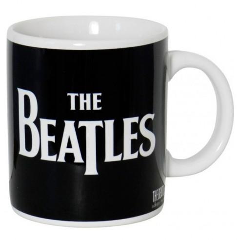 Taza Original de Colección Beatles Logo