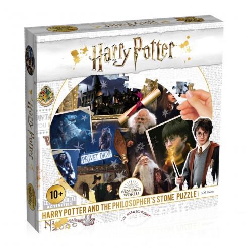 Puzzle Harry Potter La Piedra Filosofal