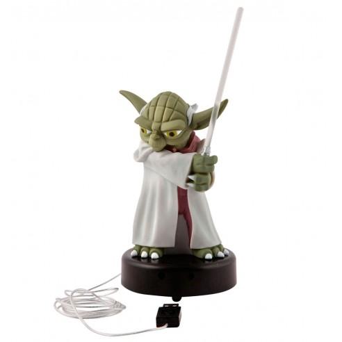 Figura Star Wars Yoda con Sonido y Luz