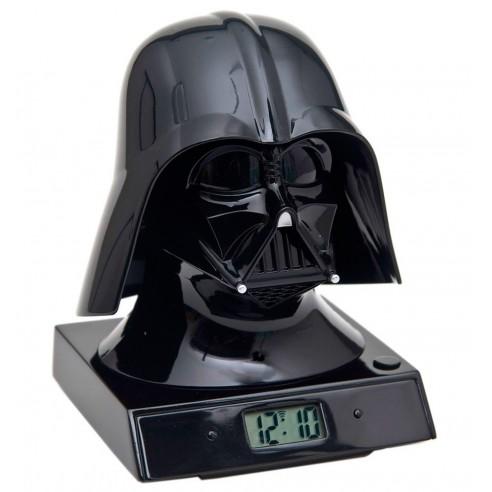 Despertador Proyector Star Wars con Sonido de Darth Vader