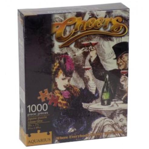 Puzzle Cheers Retro 1.000 piezas