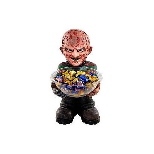 Figura Freddy Krueger con Bandeja para Dulces