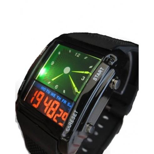 Reloj Led Analógico y Digital