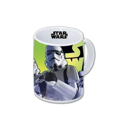 Taza Cerámica Star Wars Stormtrooper