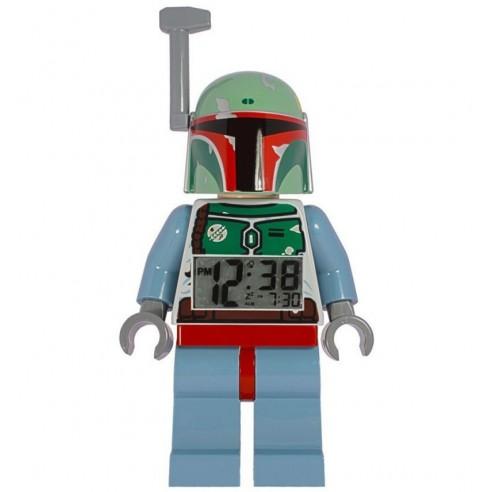 Despertador Lego Star Wars Boba Fett