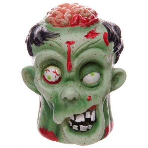 Hucha Cerámica Cerebro de Zombi
