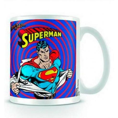 Taza Origal Figura Superman