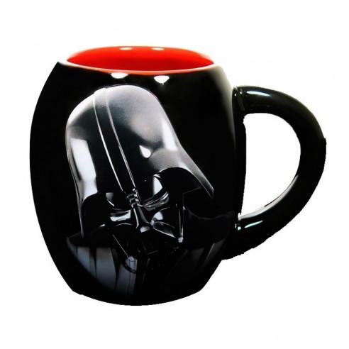 Taza Cerámica Darth Vader El Lado Oscuro